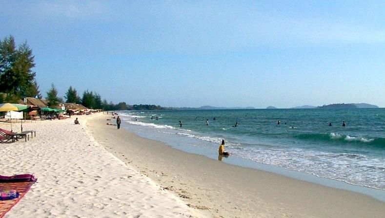 Пляжи Сиануквиля: описание с фото, названия, средняя температура и отзывы отдыхающих