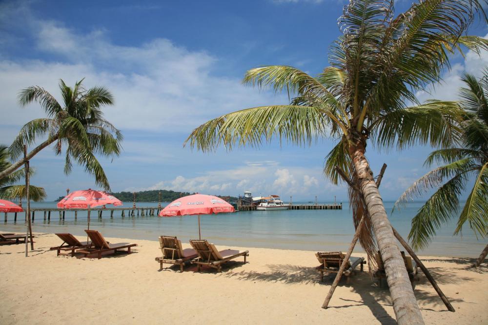Beaches of Sihanoukville photo