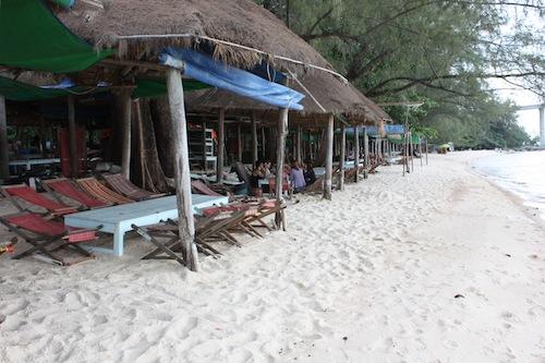 Sihanoukville best beaches