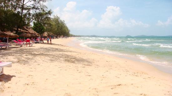 Sihanoukville Hotels with Private Beach
