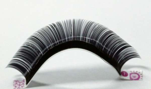 Форма ресниц. Виды наращенных ресниц: эффекты, изгибы, техники