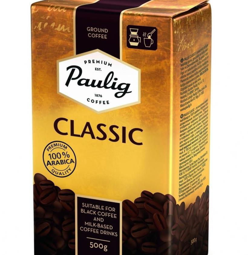"""Coffee """"Paulig"""""""
