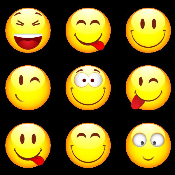 смайлики картинки эмоции:
