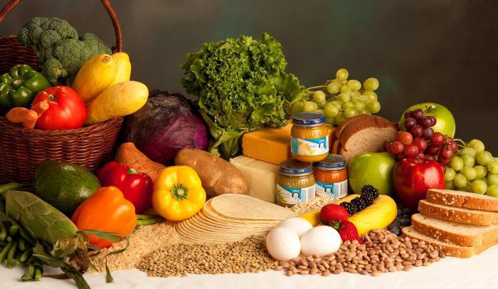 Выбор диеты и продуктов при сахарном диабете 2 типа