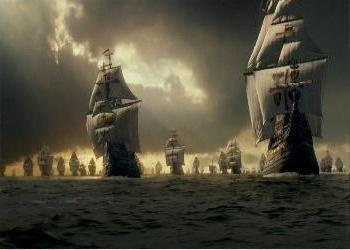 разгром непобедимой армады 1588