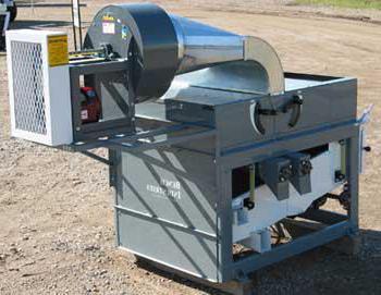 универсальная зерноочистительная машина