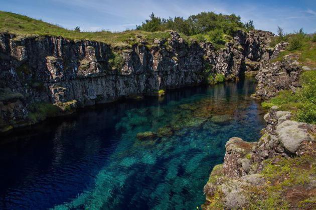 ледниково тектонические озера