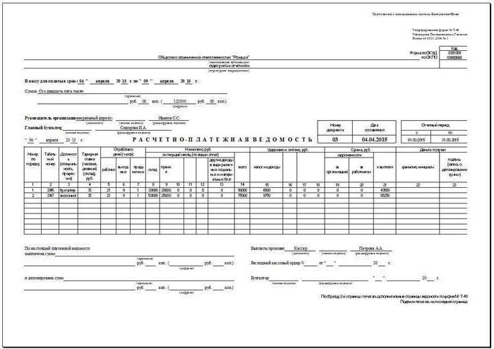 Изображение - Кассовая документация как правильно вести и хранить 1263064