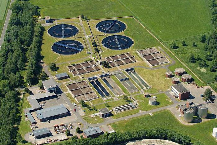 механические решетки для очистки сточных вод