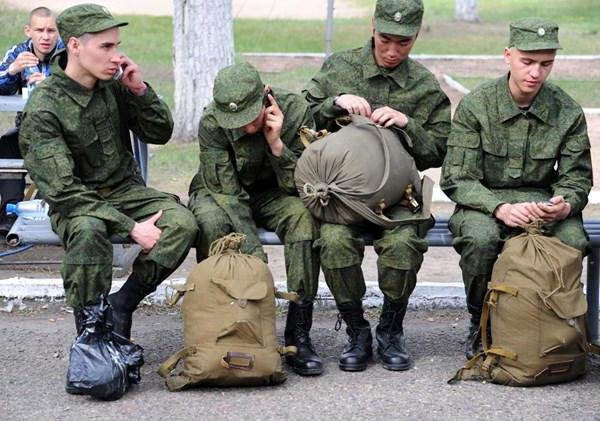 Секс с военными
