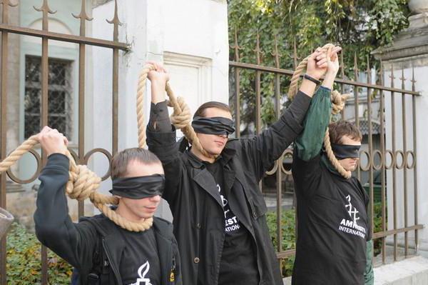 смертная казнь в белоруссии фото