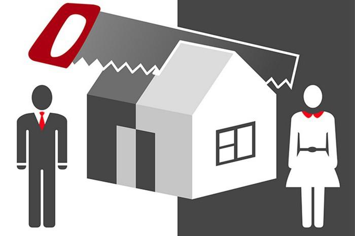 раздел квартиры находящейся в ипотеке