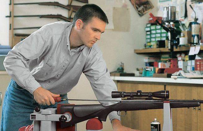 Контрольный отстрел нарезного оружия  протокол отстрела нарезного оружия