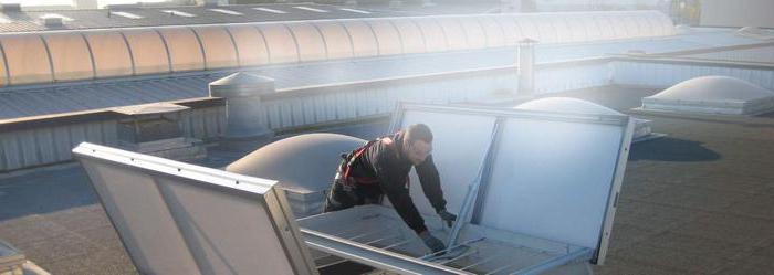техническое обслуживание приточных систем вентиляции