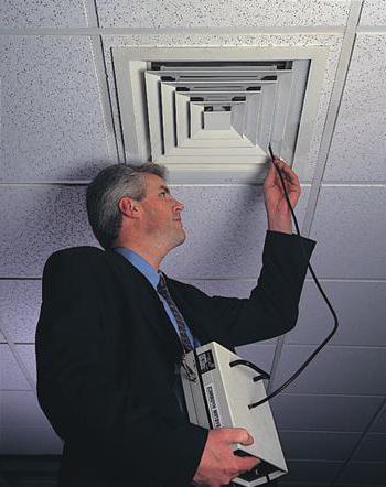 техническое обслуживание систем вентиляции и кондиционирования воздуха