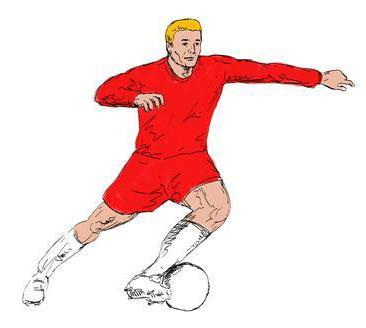 финт в футболе
