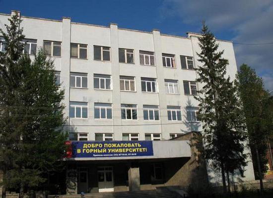 Горный университет, Национальный минерально