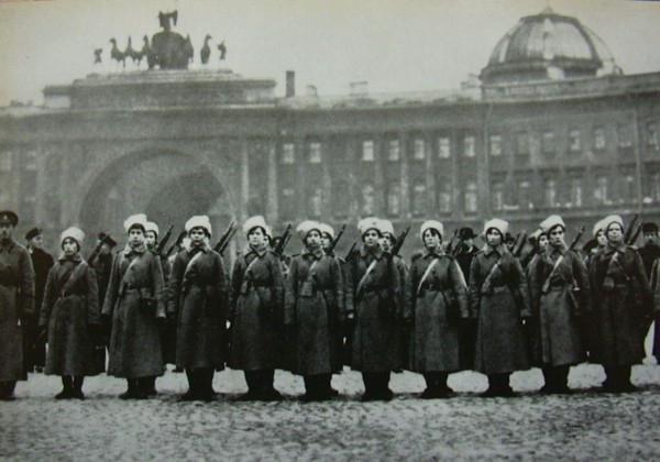 женский батальон смерти в мировой войне