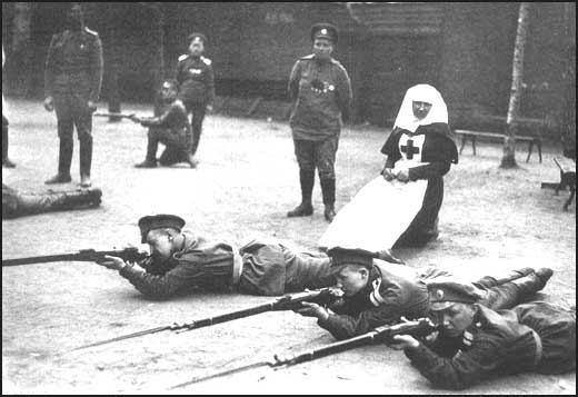 женский батальон смерти в первой мировой войне история