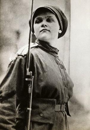 женский батальон смерти в первой мировой войне состоял из женщин