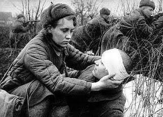Секс медсестрами отечественную войну