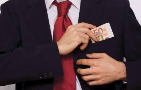 получение взятки ст 290 ук РФ