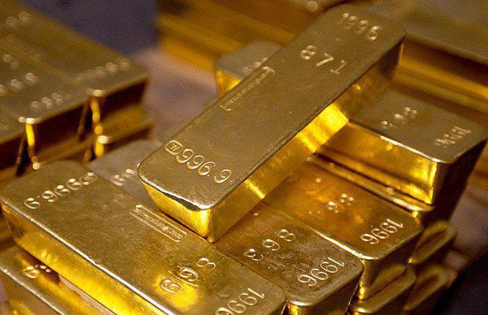 золотовалютные резервы банка