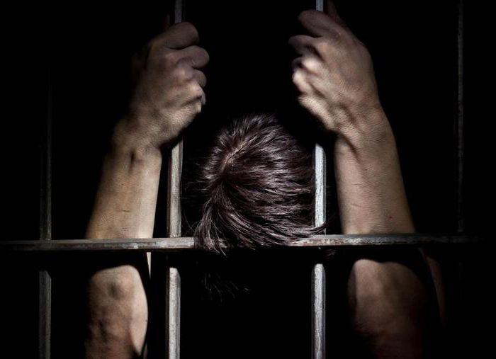 Присуждение пожизненного лишения свободы. Уголовный кодекс Российской Федерации