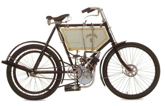 Как сделать из велосипеда мотоцикл