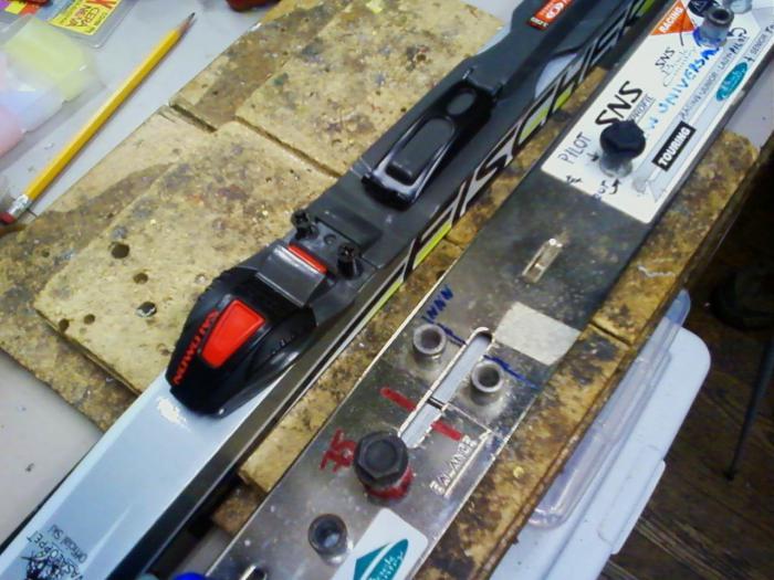 Инструкция по установки креплений на сноуборд