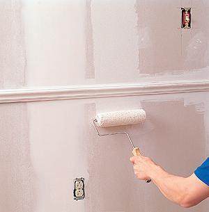 Как грунтовать стены и сколько сохнет грунтовка?