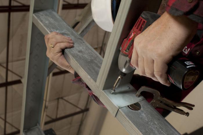 Изготовление железных дверей своими руками
