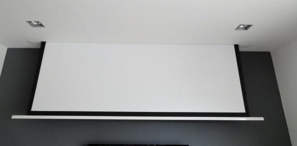 Экран для проектора как сделать
