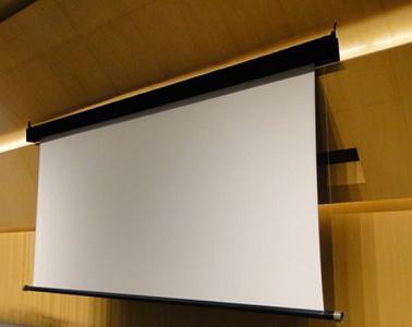 Как сделать экран для проектора своими