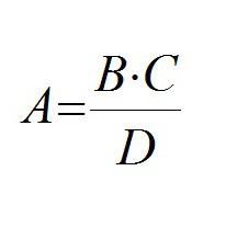 Что такое процент? Формула процентов