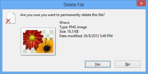Как удалить файл на удаленном компьютере и как его вернуть?