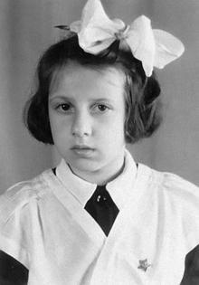 фото новодворская в молодости