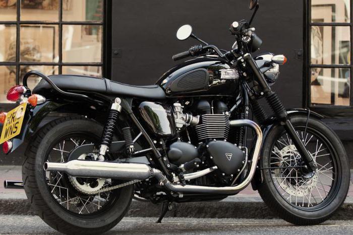 Мотоцикл Triumph Bonneville T100: описание, характеристики и отзывы владельцев