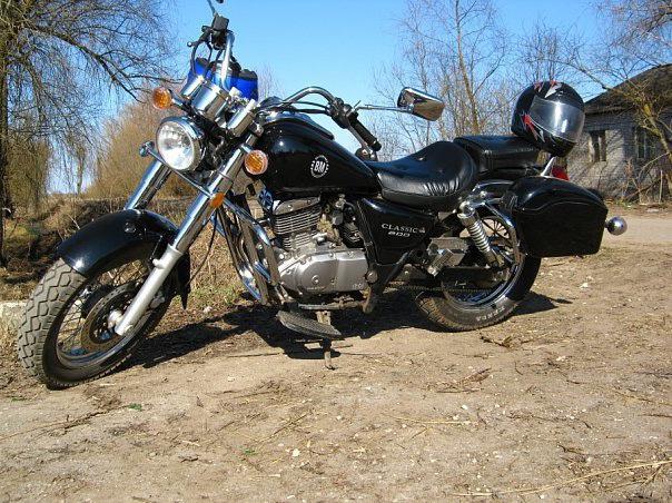 bm classic 200