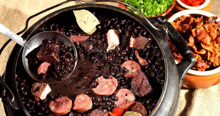 популярное блюдо в бразилии