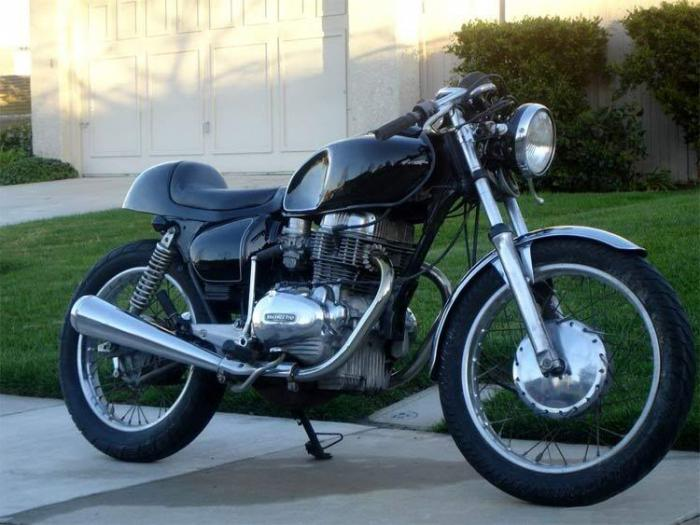 Honda CB 400: технические свойства, отзывы, стоимость
