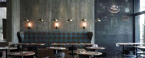 дизайн кухни ресторана