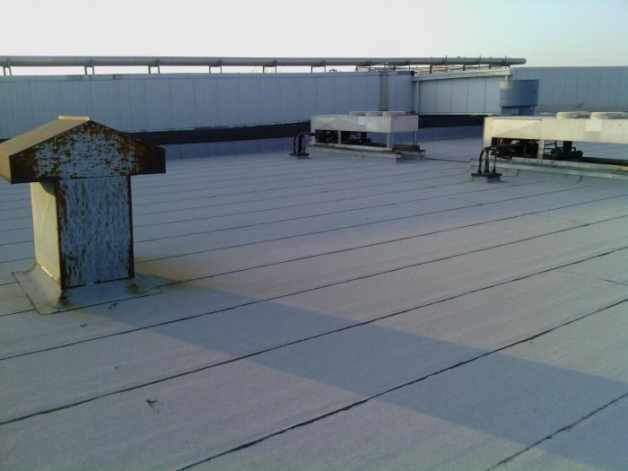 Ремонт крыши на запрет