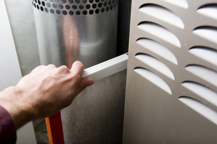 воздушное отопление своими руками схема устройство