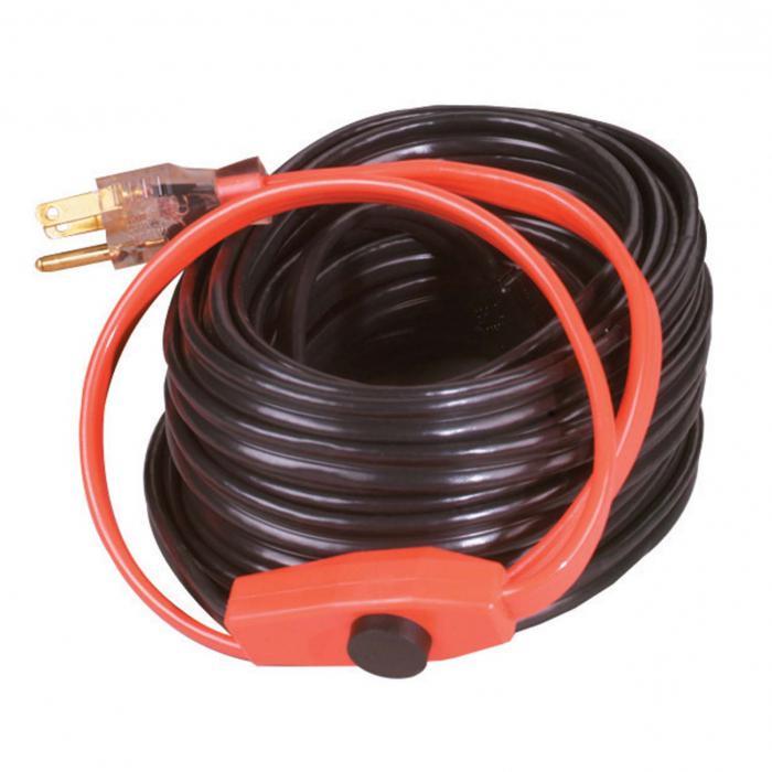 греющий кабель своими руками