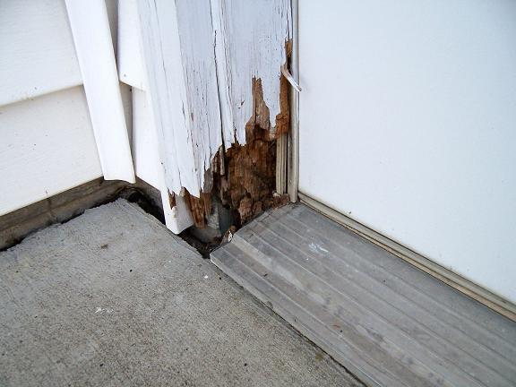 ремонт дверных косяков