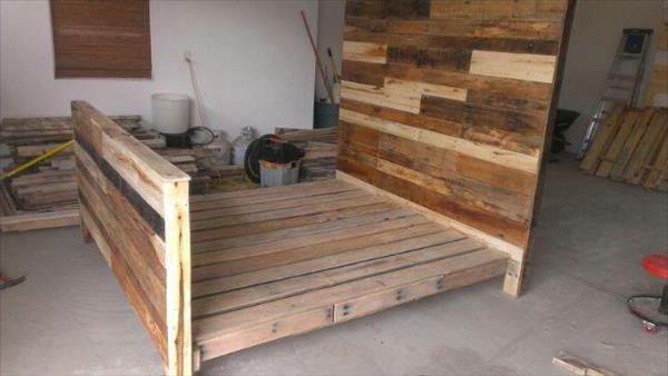 детская деревянная кровать своими руками