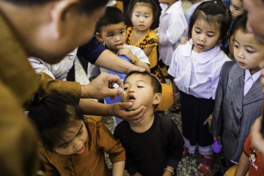 прививка от клещевого