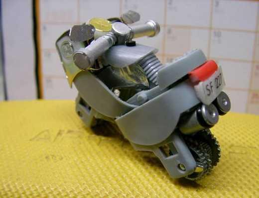 Как своими руками сделать мотоцикл