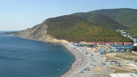 Песчаные пляжи Краснодарского края фото